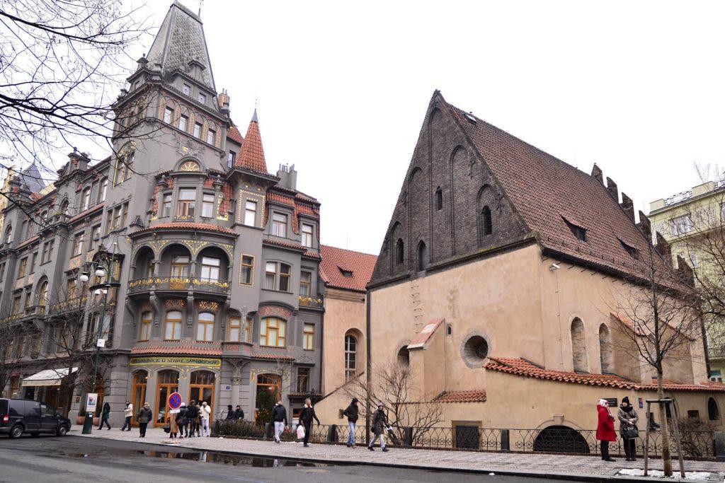 Еврейский город Прага