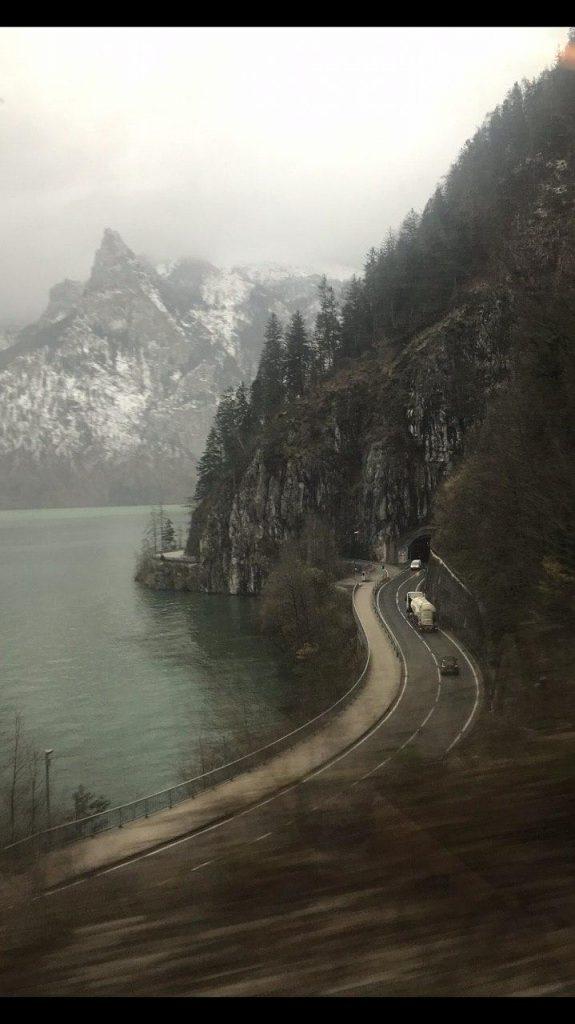 Вена-Гальштат дорога