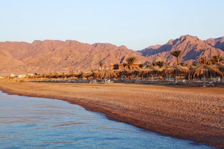 Египетский курорт Нувейба