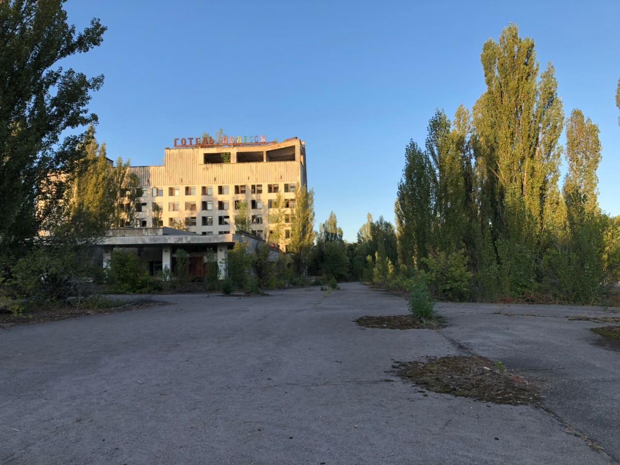 Отель Полесье