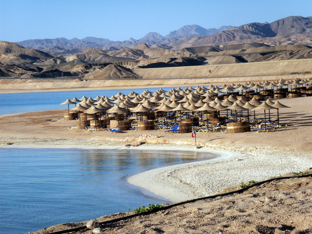 Египетский курорт Сафага