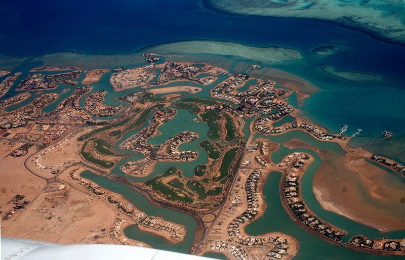 Эль-Гуна курорт