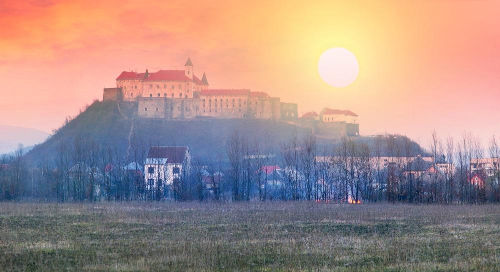 Замок Паланок