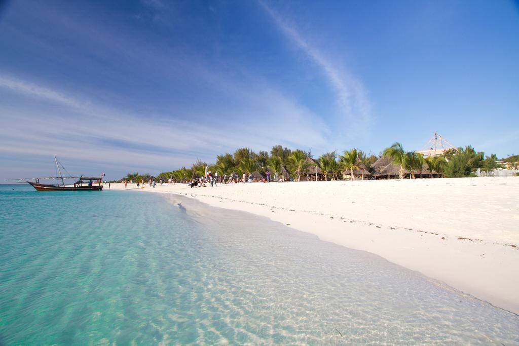 Лучшие пляжи Занзибара - Кендва