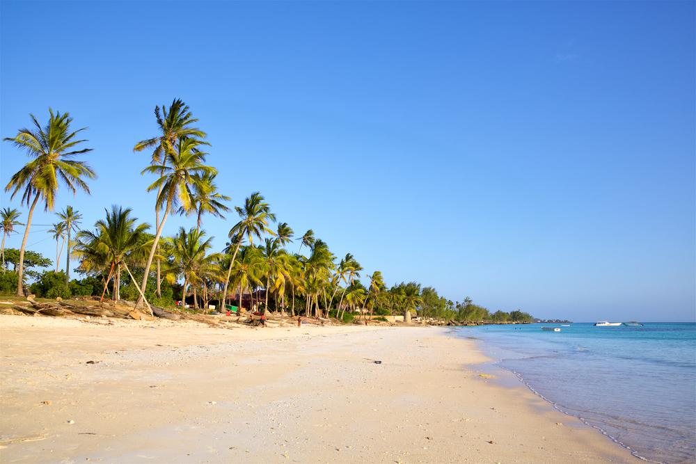 Пляжи Занзибара - Кизимкази