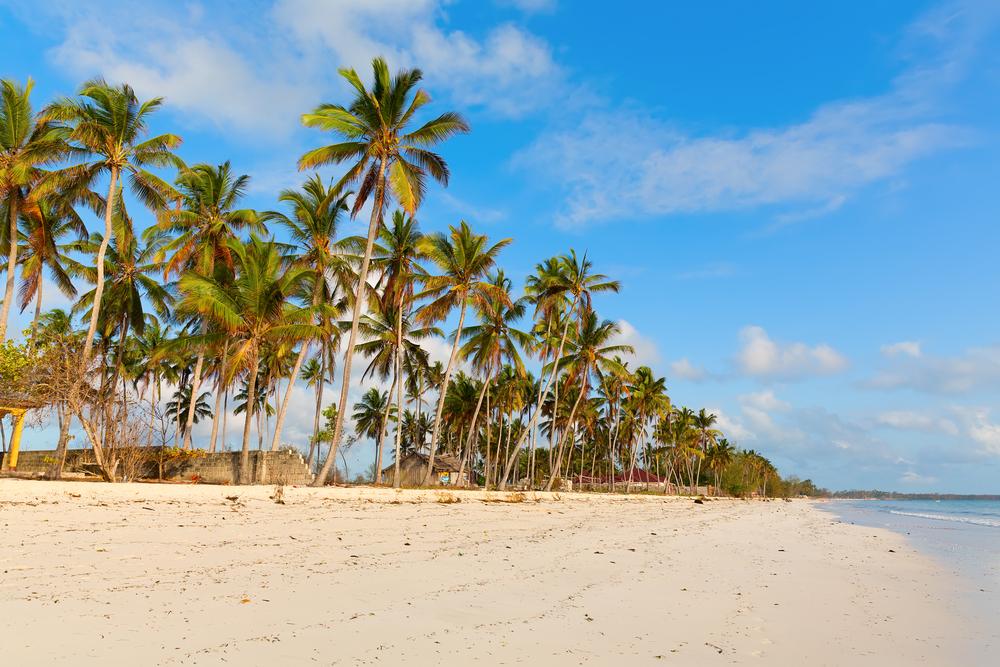 Пляжи Занзибара - Уроа